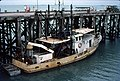 Trawler at Darwins Stokes Hill Wharf in 1978 (4673047561).jpg