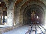 Treballs de restauració Drassanes Reials de Barcelona (12).JPG