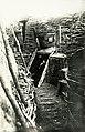 Trench, First World War Fortepan 85689.jpg