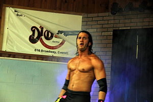 Trent Barreta - Barreta in 2013 in an indy event