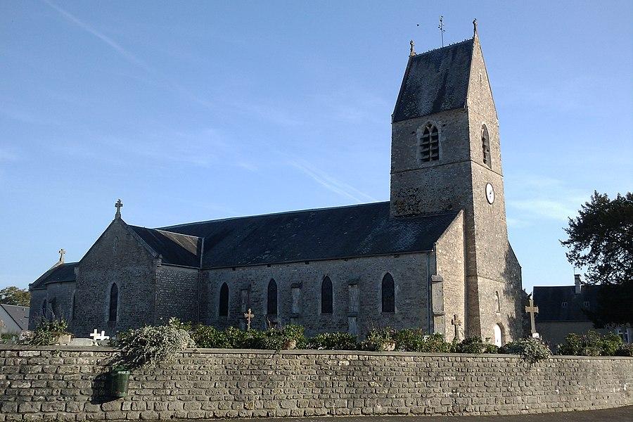 Église Notre-Dame de fr:Tribehou