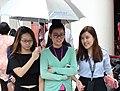 Trio of Young Women - George Town - Penang - Malaysia (35331722351).jpg
