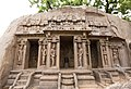 Triple-celled rock-cut shrine with Gopi's Churn in front of it-2.jpg