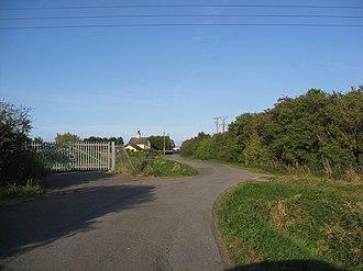 Trusthorpe - Image: Trusthorpe North Road geograph.org.uk 1497731