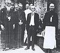 Tsuyoshi Inukai with Mitsuru Toyama and Chiang Kai-shek cropped.jpg
