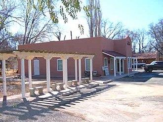 Tularosa, New Mexico - Tularosa Public Library