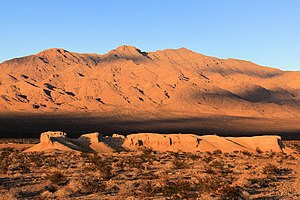 Tule Springs Fossil Beds National Monument - Image: Tule Springs Fossil Beds National Monument