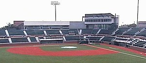 Greer Field at Turchin Stadium - Image: Turchin Stadium