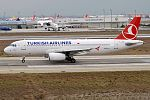 Turkish Airlines, TC-JUE, Airbus A320-232 (31848436711).jpg