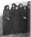 Turkish girls of the Constantinople Woman's College (1918) 01.png