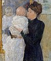 Twachtman John Mother and Child.jpg