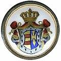 Tweede uitvoering van de emailleschildering op Oldenburgse ridderkruisen.jpg