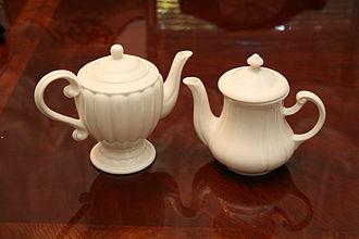Teapot - Two Victorian Era teapots