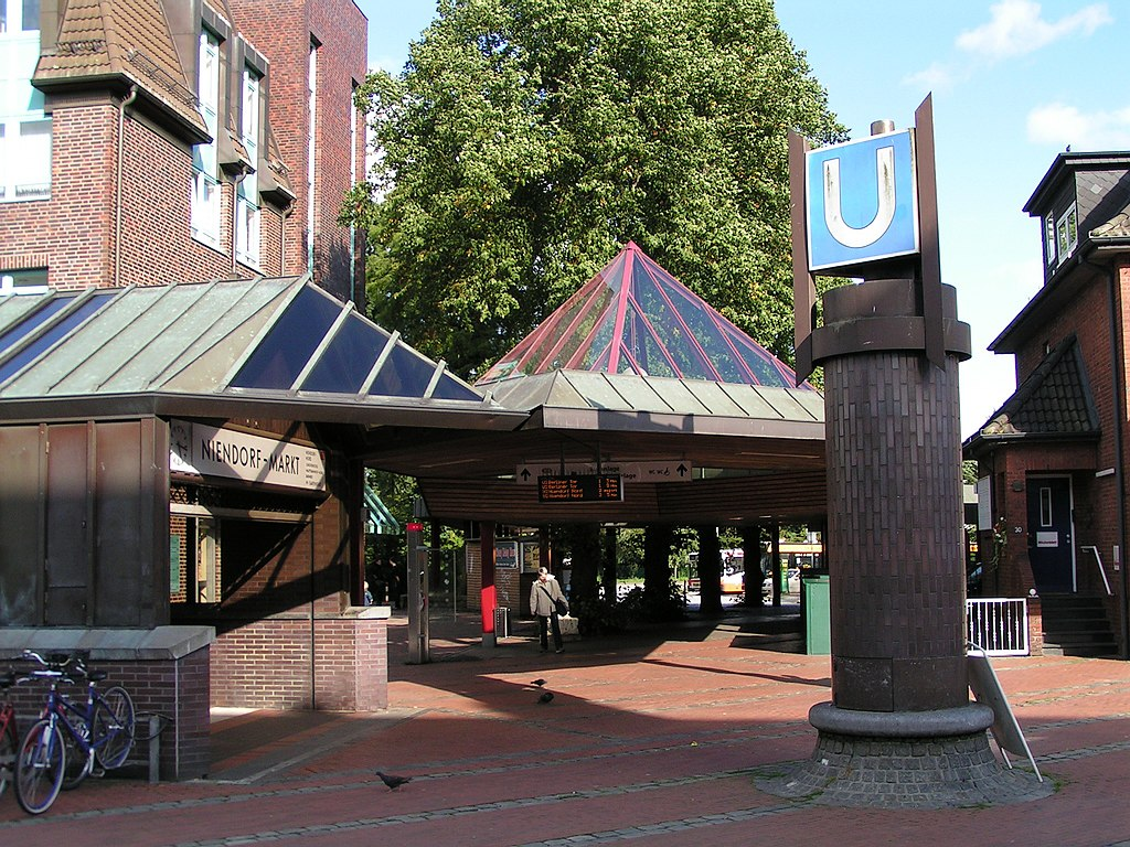 File U Bahn Niendorf Markt Hamburg Jpg Wikimedia Commons