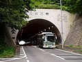 U-RJ3HJA Fujikyu M1256 Shinokubo tunnel.jpg