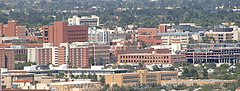 UA campus from downtown.JPG