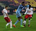 UEFA Youth League FC Salzburg gegen Manchester City FC ( 8. Februar 2017) 65.jpg