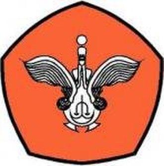 Jambi University - Image: UNJA Logo