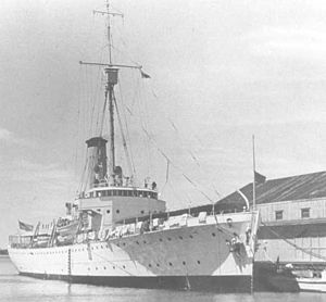 Banff-class sloop - USCGC Itasca (1929)