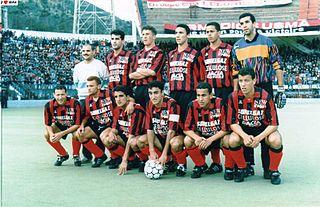 1995–96 USM Alger season