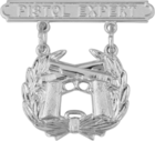 USMC Pistol Expert badge.png