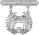 USMC Pistol Expert badge