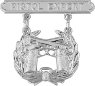 Robert Neller - Image: USMC Pistol Expert badge