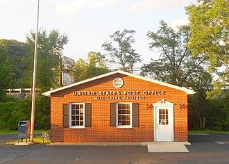 Mill Creek, Pennsylvania - Post office