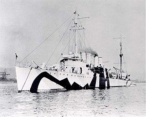USS Ringgold (DD-89)