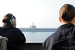 USS George H.W. Bush operations 141018-N-MU440-001.jpg