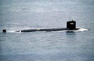 USS Gurnard (SSN-662)