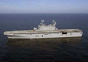 USS Peleliu, October 2007