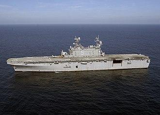 USS Peleliu - USS Peleliu, October 2007