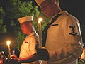 US Navy 020911-N-1485H-001 NMCB-40 conducts 9-11 candlelight vigil.jpg