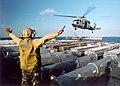 US Navy 021004-N-8704K-001 directing a CH-46 Knighthawk.jpg