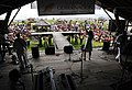US Navy 110609-N-RM525-491 The U.S. Fleet Forces Band performs at Tumaco Beach during Continuing Promise 2011.jpg