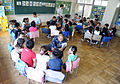 US Navy 110624-N-VE260-654 Sailors assigned to Naval Air Facility Atsugi teach elementary students English at Terao Elementary School.jpg