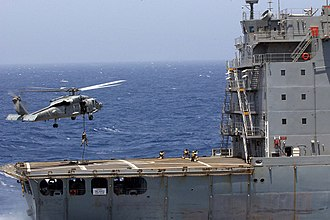 United States Navy SEAL selection and training - Image: US Navy SEA Ls conducting VBSS exercise
