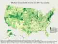 US county household median income 2012.png
