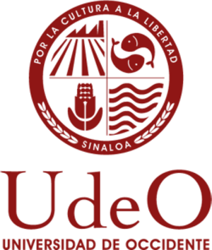 Universidad de Occidente - Image: Ude O logo