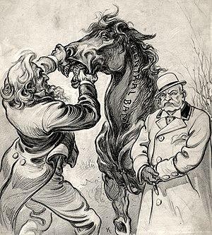 Udo Keppler - Image: Udo Keppler Always Look a Gift Horse in the Mouth ppmsca.05868