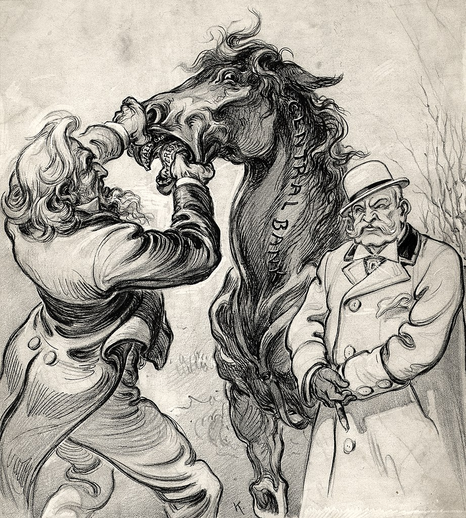 File:Udo Keppler - Always Look a Gift Horse in the Mouth ppmsca ...