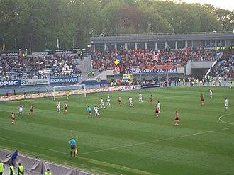 Klasychne derby - Scenes from 2011 Derby game in Kyiv