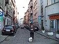 Ulica Jelisavete Načić - pogled iz ulice Đorđa Jovanovića.jpg