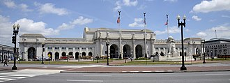 Washington Union Station - Image: Union Station Washington DC