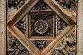 Uniquely decorated ceiling at entrance of Lakshmi Devi Temple, Doddagaddavalli-9365.jpg