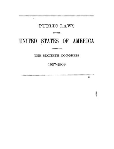 File:United States Statutes at Large Volume 35 Part 1.djvu