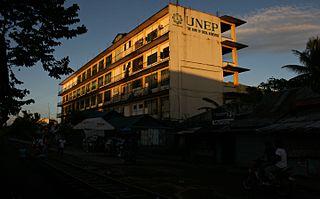 University of Northeastern Philippines Education organization in Iriga City, Philippines