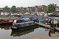 Upper Basin, Stourport on Severn - geograph.org.uk - 418762.jpg