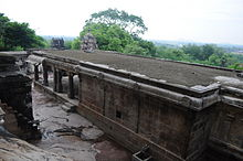 Upper Temple Complex at Tirumalai